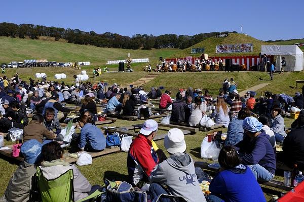 高原の鮫川うまいもの祭り