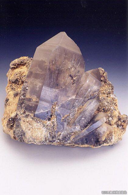 石川の鉱物