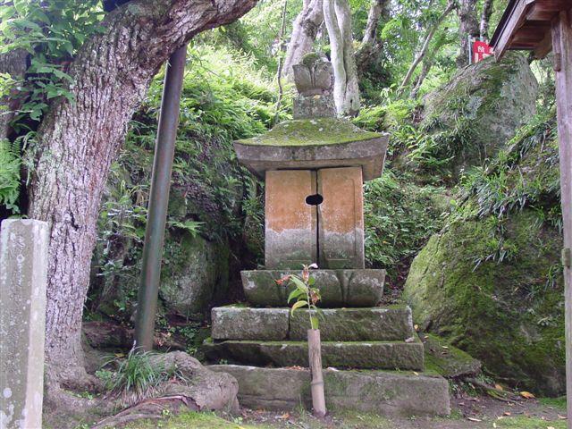 東福寺舎利石塔