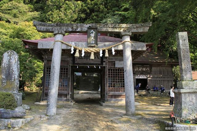 古殿八幡神社
