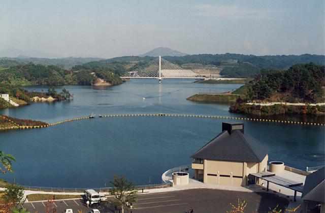 さくら湖(三春ダム)