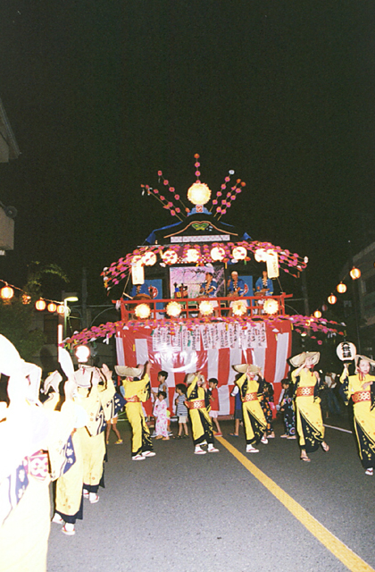【2020年中止】三春盆踊り