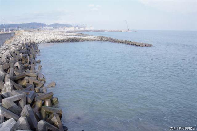 仏浜海岸・小浜海岸・毛萓海岸