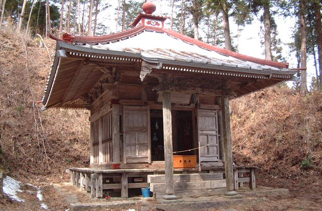 磯前神社(福島県葛尾村)