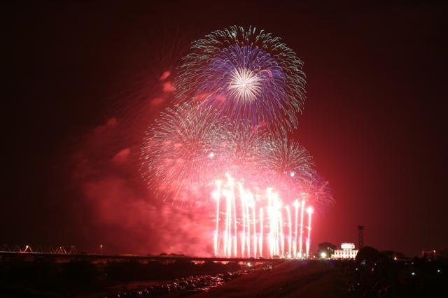 【2020年度中止】第15回古河花火大会