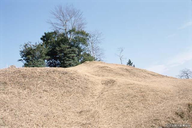 Atagoyama, Fuchu old burial mound