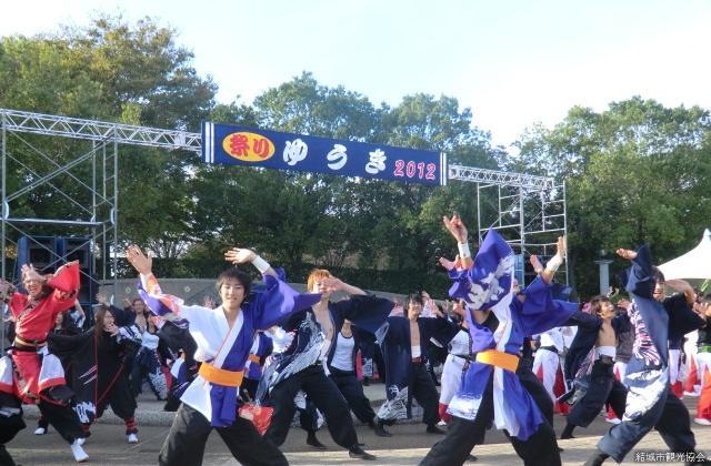 祭りゆうき2017