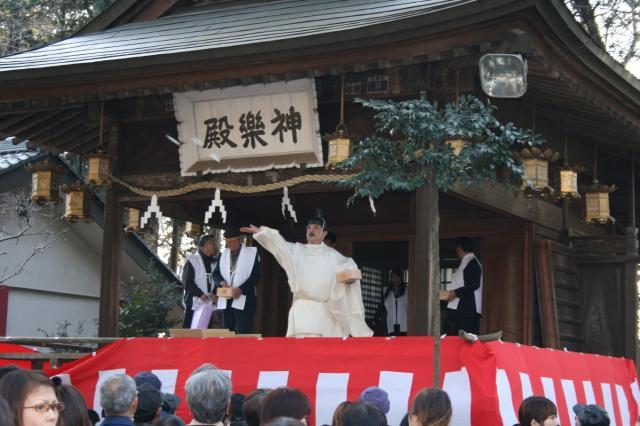 大寶八幡神社節氣節