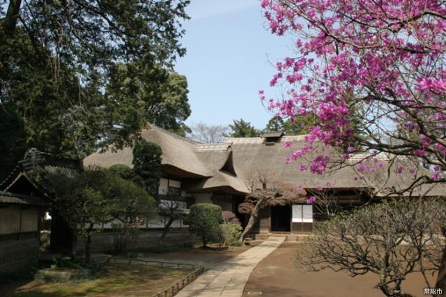 水海道風土博物館坂野家住宅
