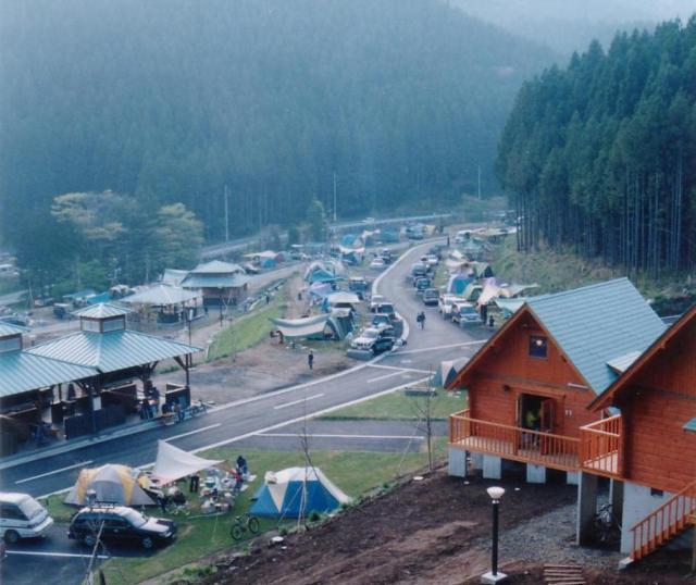 花園オートキャンプ場