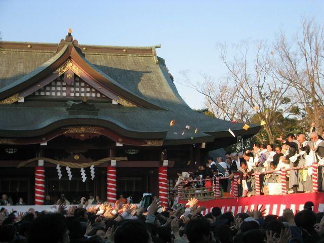 Setsubun Tsuina-shiki Setsubun Festival★08220ba2210115189