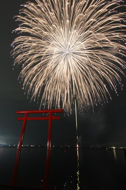 【中止】鹿嶋市花火大会