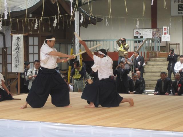 第10回鹿島神宮奉納日本古武道交流演武大会