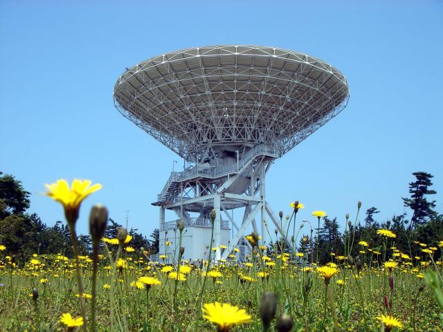 鹿島宇宙技術センター
