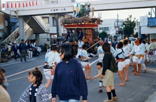 三熊野神社祭礼