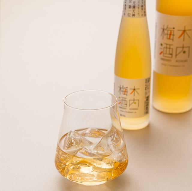 木内梅酒・しゅわしゅわ木内梅酒
