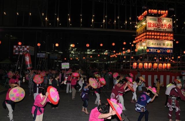 【2020年中止】下館盆踊り大会