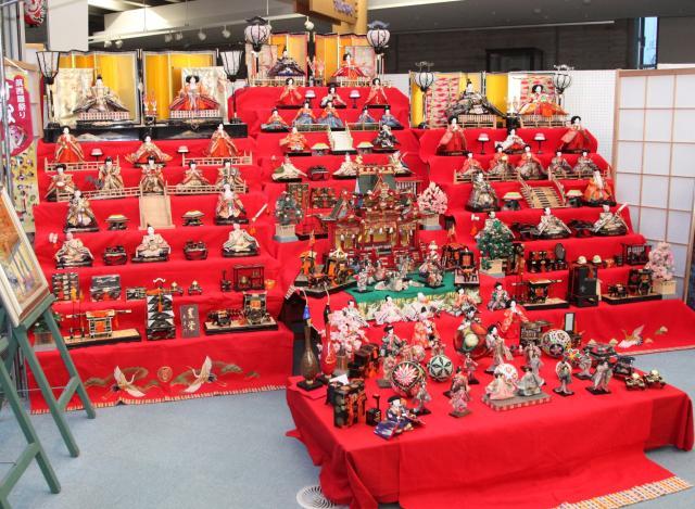 築西雛祭rihinameguri