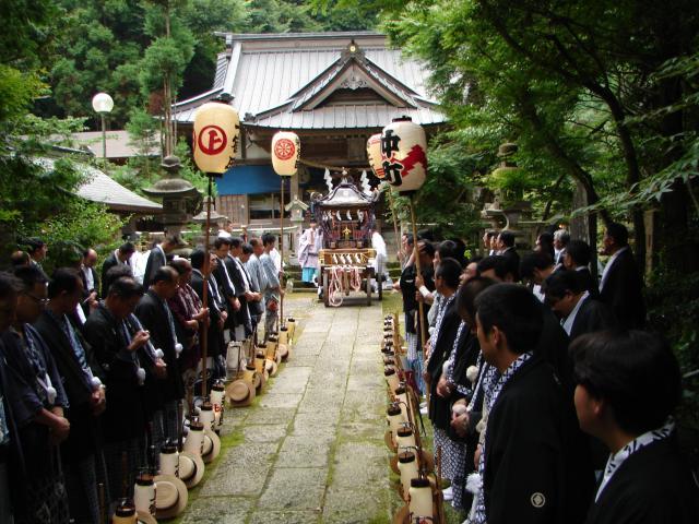 Makabe Gion Festival