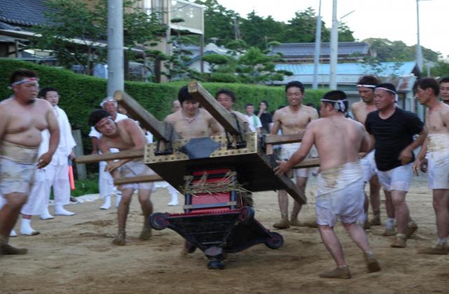 山田祇園祭り