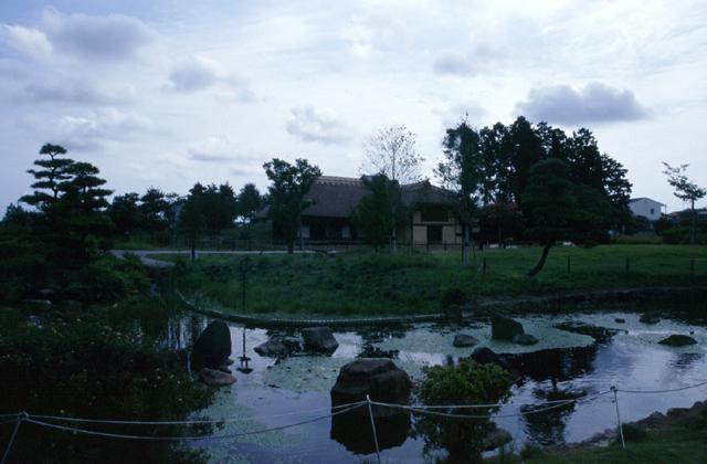 一の関ため池親水公園