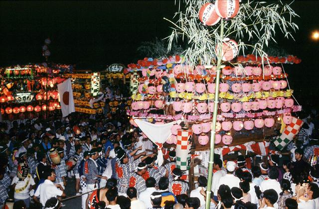 大助祭(提灯祭)