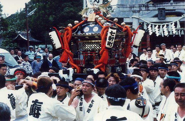【2020年中止】鉾田の夏まつり
