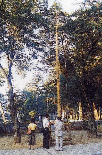村岡の高灯籠