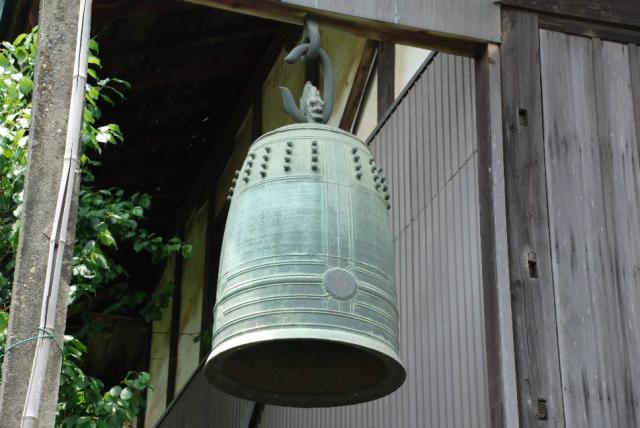 東昌寺の梵鐘