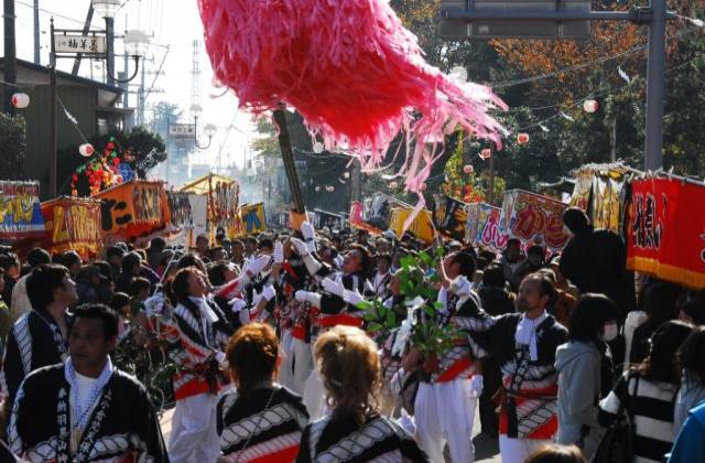 梵天祭(イメージ)