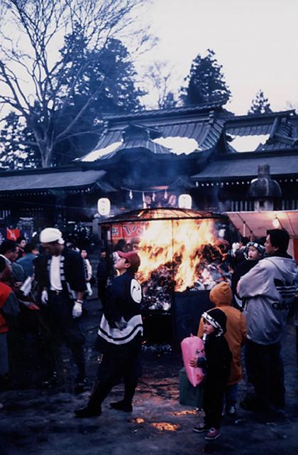 春渡祭(おたりや)