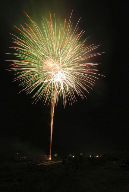 日光けっこうフェスティバル・日光秋の花火