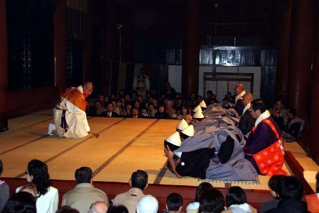 輪王寺強飯式