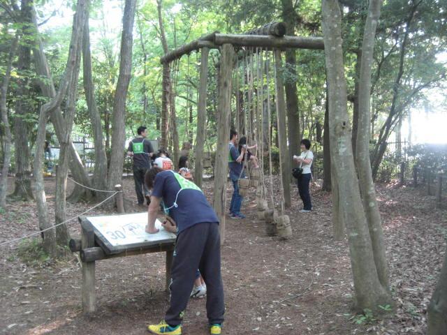 井頭公園フィールド・アスレチックコース