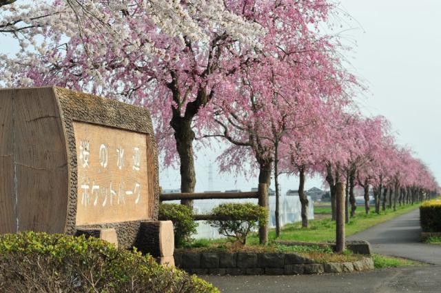 五行川サイクリングコース