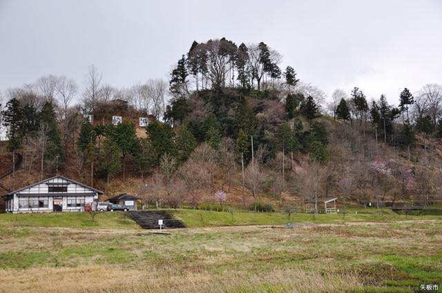 川崎城的舊址公園