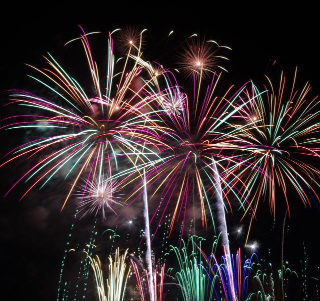 【2020年度中止】那須烏山市民秋まつり「花火大会」