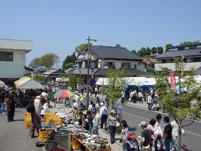 【開催中止】第105回益子春の陶器市