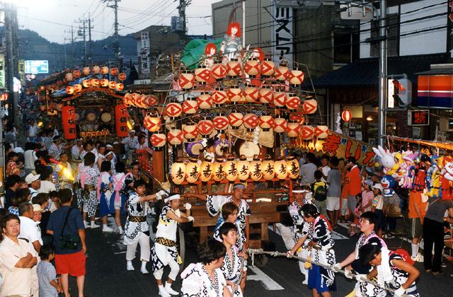祇園祭・ふるさと茂木まつり