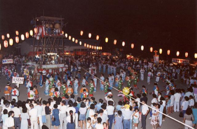 延生の夜祭