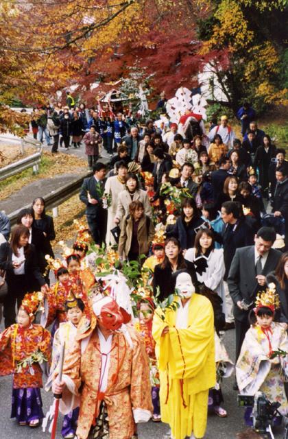 天満宮秋季大祭