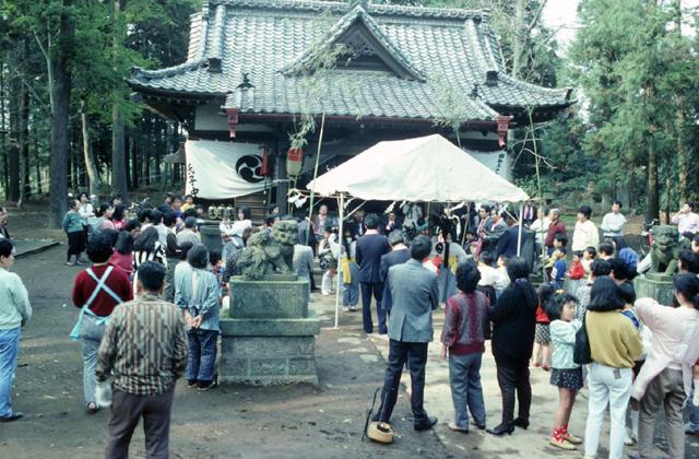 熊野神社(栃木県野木町)