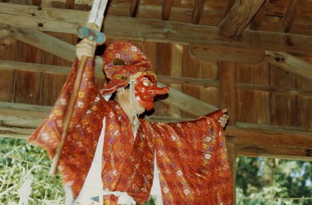 村檜神社例大祭
