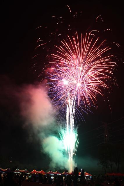 【2020年中止】塩谷町ふるさと納涼祭花火大会