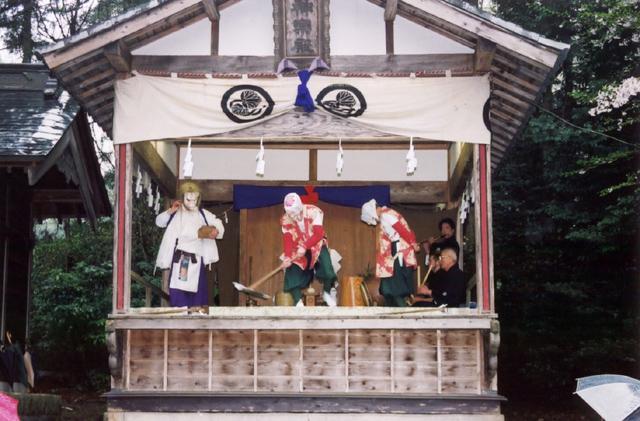 賀茂神社太々神楽
