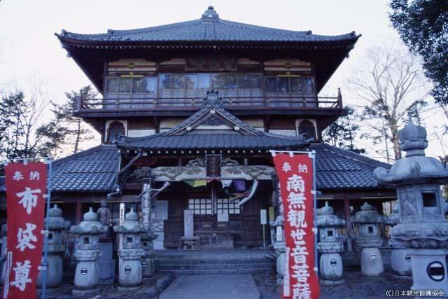 曹源寺さざえ堂