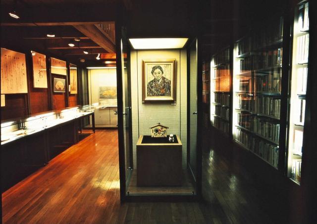 生方記念文庫