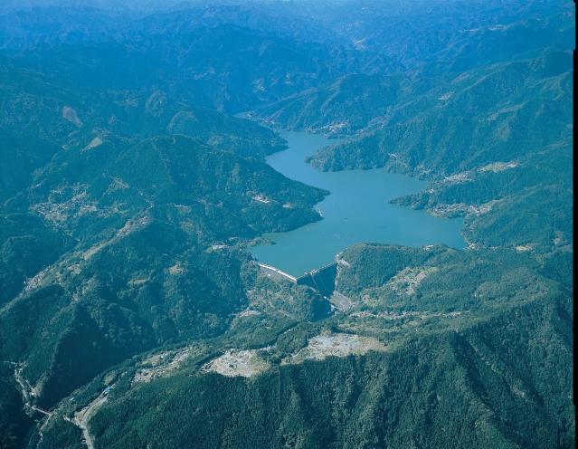 下久保ダム(神流湖)