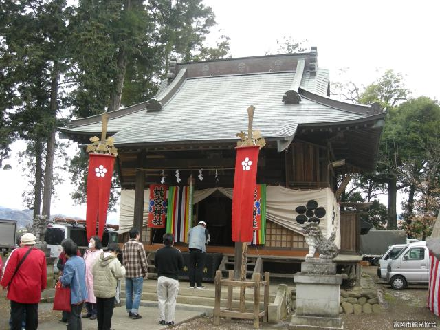 蛇宮神社例祭