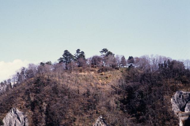 要害山(群馬県みどり市)